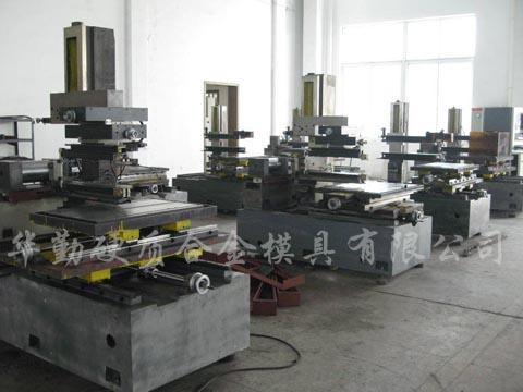 钨钢线切割加工开裂处理方法